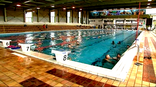 Photo de la piscine de Chalon